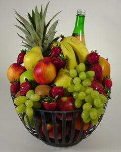 Garden of Eden Fruit Basket Product Image