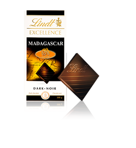 Lindt Excellence Madagascar 65% Dark Product Image