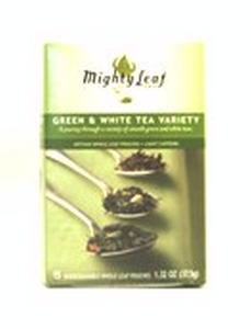 Mighty Tea Leaf - Green & White Variety Product Image