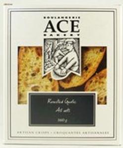 ACE Roasted Garlic Artisan Crisps  Product Image