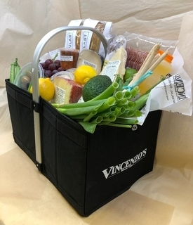 Vincenzo's NEW Market Bag Product Image