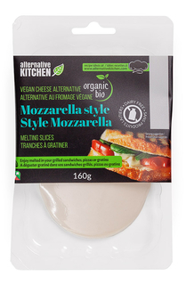 Alternative Kitchen - Vegan Mozzarella Slices  Product Image