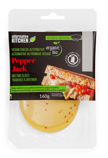Alternative Kitchen - Vegan Pepper Jack Slices Product Image