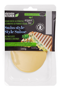 Alternative Kitchen - Vegan Swiss Slices  Product Image