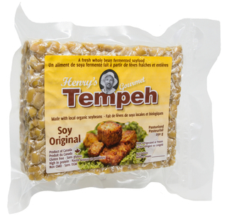 Henry Tempeh - Soy Original  Product Image