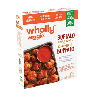Wholly Veggie - Vegan Buffalo Cauliflower Wings  Product Image