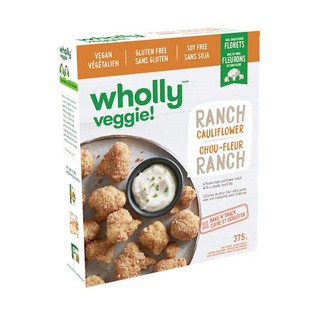 Wholly Veggie - Vegan Ranch Cauliflower Wings  Product Image