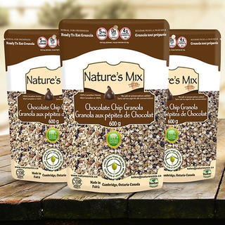 Nature's Mix - Chocolate Chip  Product Image