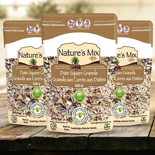 Nature's Mix - Date Square  Product Image