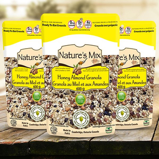 Nature's Mix - Honey Almond  Product Image