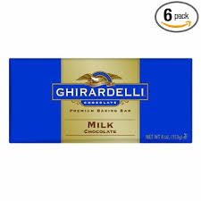 Ghiradelli Baking Bar- Milk Chocolate Product Image