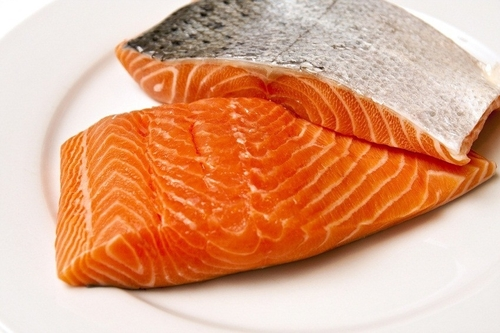 Fresh Atlantic Salmon Fillets Product Image