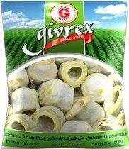 Givrex's Frozen Whole Artichokes for Stuffing Product Image