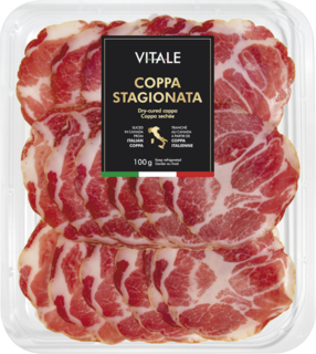 Vitale - Dry Cured Coppa  Product Image