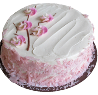 Dufflet Cherry Blossom Cake Product Image