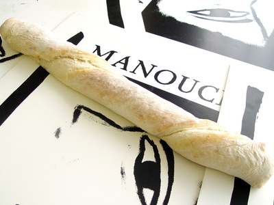 Manoucher Bread Sampling event image
